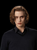Test Crepusculo que personaje eres Jasper
