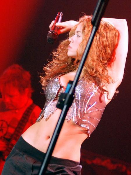 imagenes shakira 2009