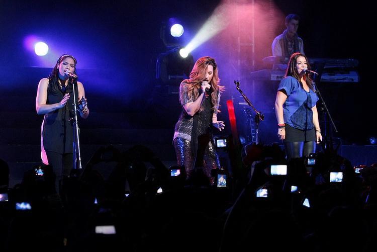 imagenes demi lovato 2012 abril concierto credicard hall sao paulo brasil