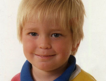 test adivina quien es quien infancia en imagenes actores famosos Robert Pattinson