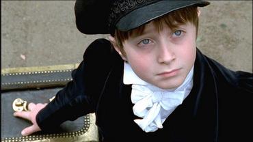 test adivina quien es quien infancia en imagenes actores famosos Daniel Radcliffe