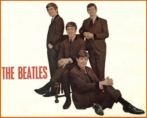 test cuanto sabes de los beatles imagen 1963 lennon mccartney harrison starr