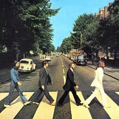 test cuanto sabes de los beatles 1969 portada abbey road london imagen