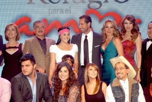 test cuanto sabes de un refugio para el amor telenovela mexicana