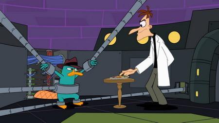 test de phineas y ferb cuanto sabes - dr heinz y perry el ornitorrinco