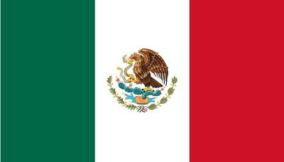 de que pais es la bandera - mexico