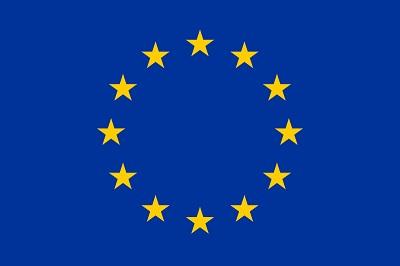 de que pais es la bandera - union europea