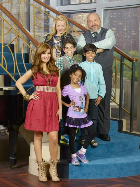 test jessie serie de disney channel