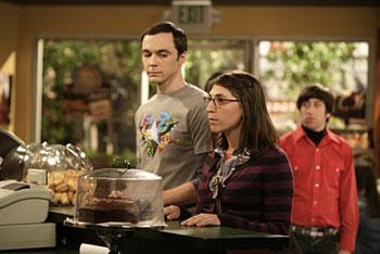 Test de la serie The Big Bang Theory