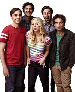 Test de la serie Big Bang Theory