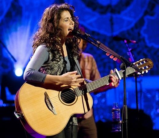 test quien es la cantante de la foto - Katie Melua