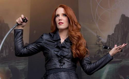 hard rock and metal frontwomen - simone simons