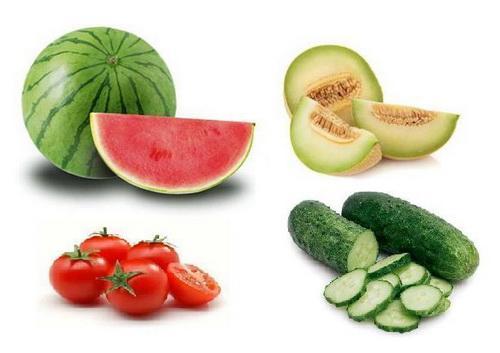 el test del melon y la sandia